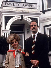 Mr.& Mrs. Fawlty