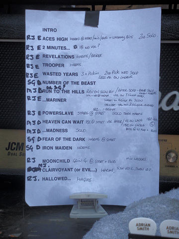 H's Guitar Tuning List