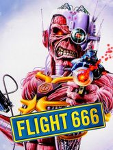 IRON MAIDEN: Flight 666 2009-03-02